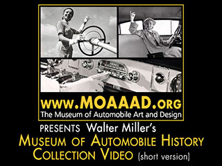 The Museum of Automobile History Video - short version