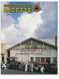 Horseless Carriage Gazette 1997